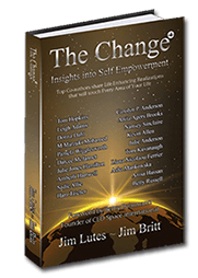 CA 12 The Change book cover